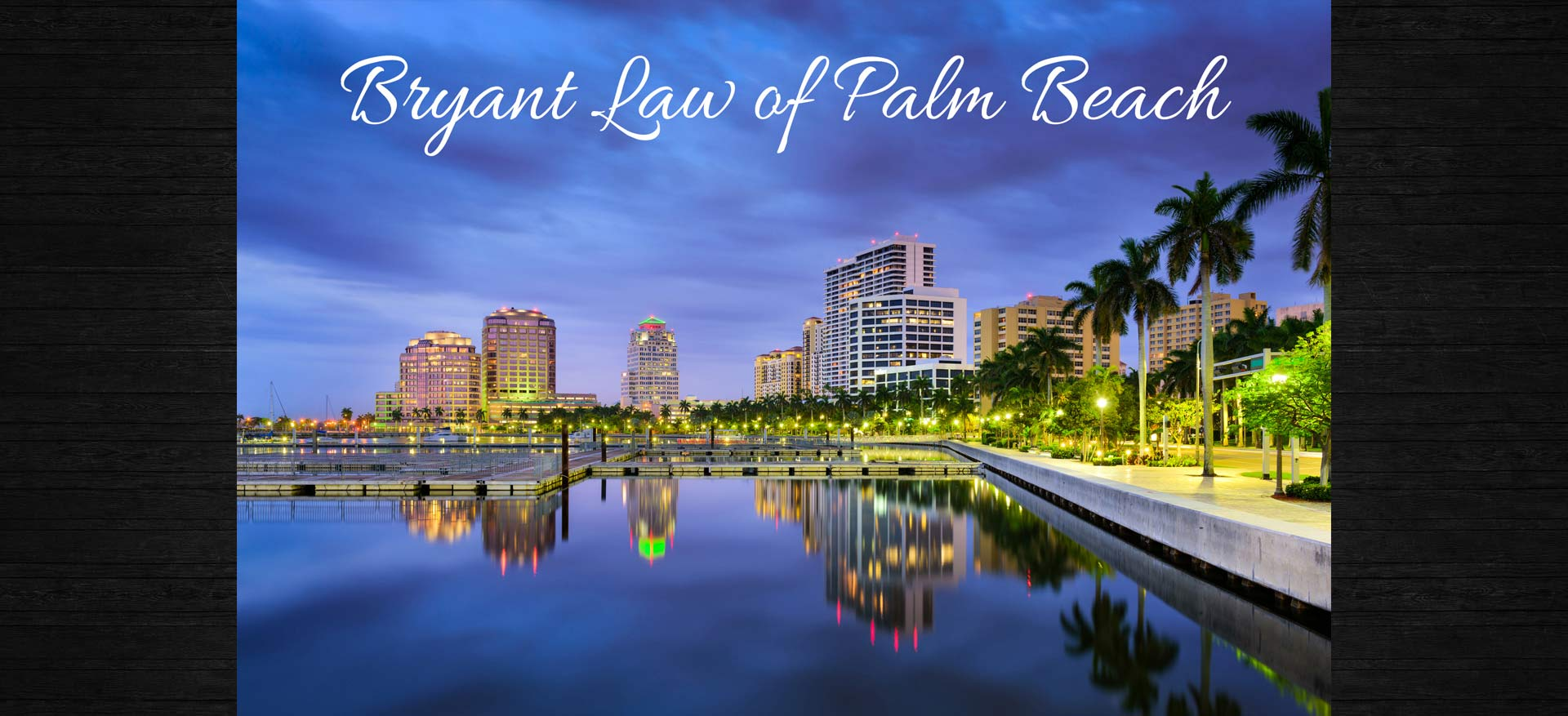 Law Firm Palm Beach Florida